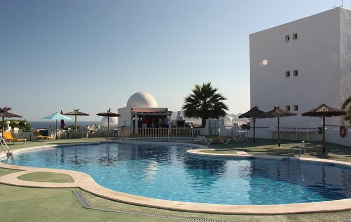 2 Bedroom Apartment in San Juan de los Terroros, Almeria, €120,000