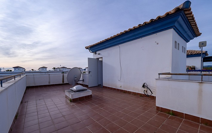 2 Bedroom Duplex in Coto de Vera, Almeria, Spain, €130,000