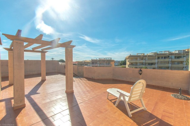 4 Bedroom Penthouse in Torreblanca, Fuengirola, Malaga, Spain, €350,000