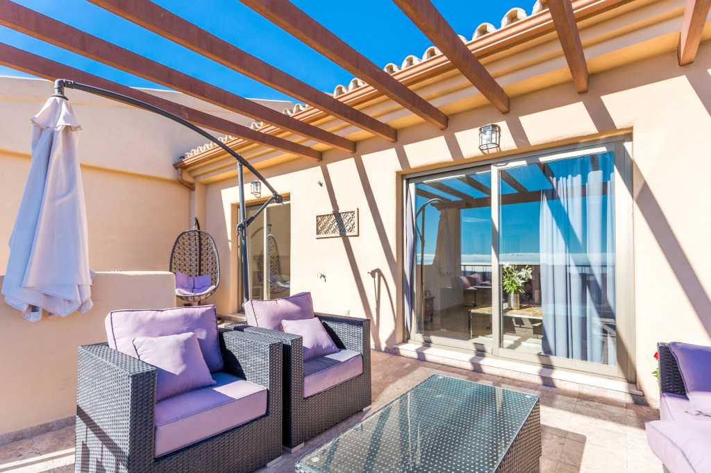 2 Bedroom Penthouse in La Alqueria, Benahavis, Malaga, Spain, €495,000