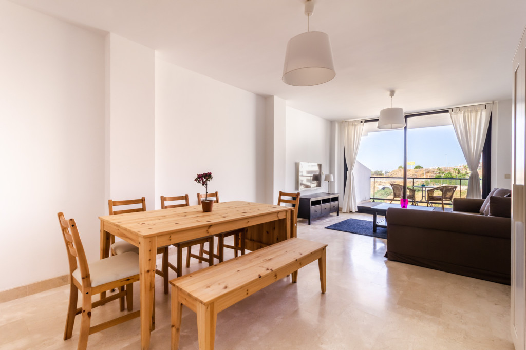 Key ready 2 Bedroom apartment with panoramic sea views in Mijas Costa, Malaga, €220,000