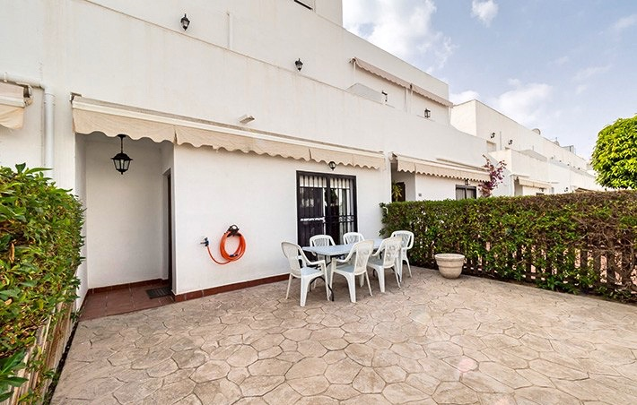 3 Bedroom Duplex Property in Las Buganvillas, Vera Playa, Almeria, €165,000