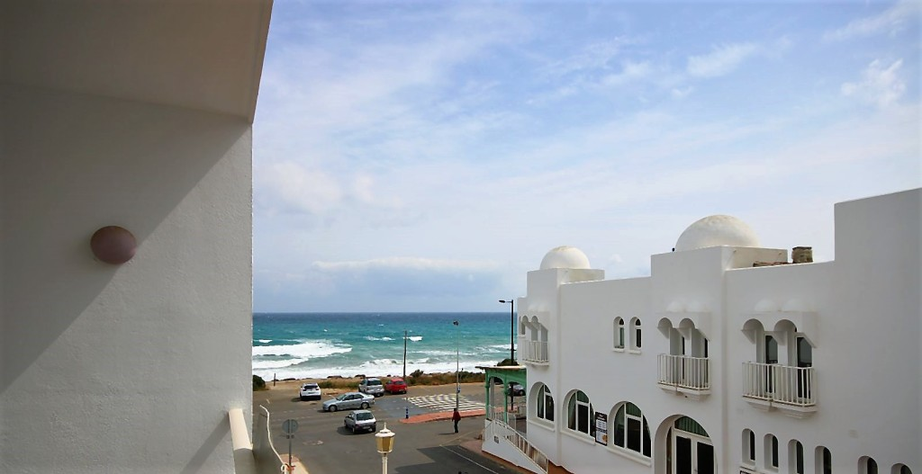 3 Bedroom Apartment with Sea Views in Mojacar Playa, Almeria, €129,000