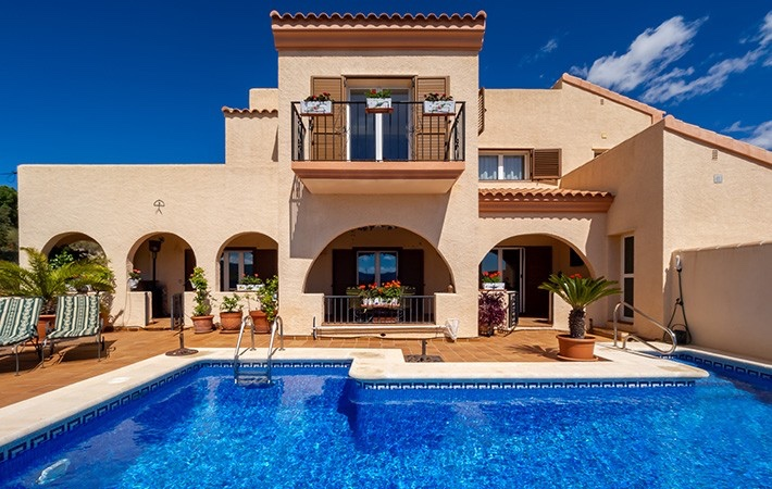 4 Bedroom Detached Villa with Private Pool in El Pinar de Bédar, Almeria, €579,000