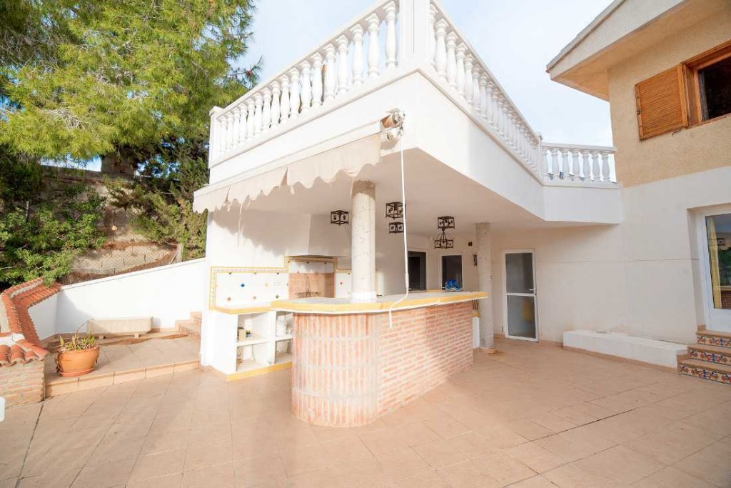 5 Bedroom Detached Villa with Private Pool in La Alcayna, Molina de Segura, Murcia, €345,000