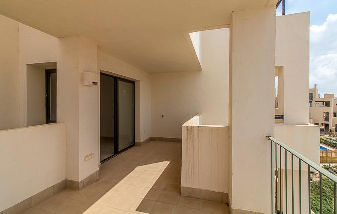 New 2 Bedroom Apartments in Corvera Golf Country Club, Murcia, From €59,300