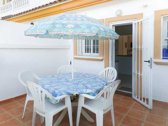 2 Bedroom Semi-Detached Villa in Vera Playa, Almeria, €149,000