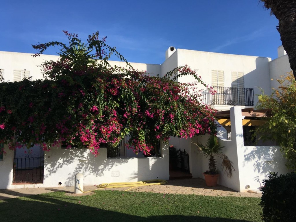5 Bedroom Townhouse in El Palmeral, Mojacar Playa, Almeria, Spain, €270,000