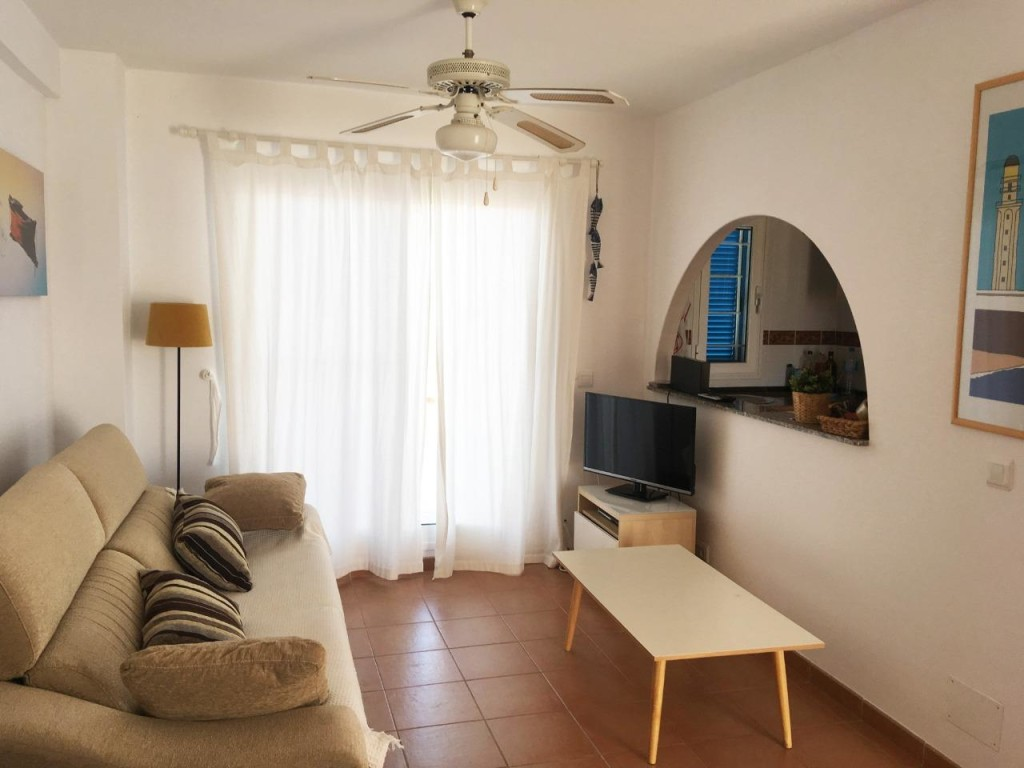 2 Bedroom Penthouse Apartment with Sea Views in Mojacar Playa, Almeria, €133,000