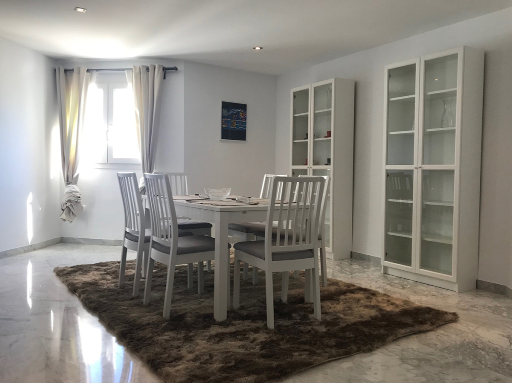 Beachfront 2 Bedroom Apartment in Puerto Banus, Marbella, Malaga, Spain, €450,000