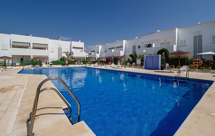 1 Bedroom Garden Apartment in Nueva Medina 1, Vera, Almeria, Spain, €89,000