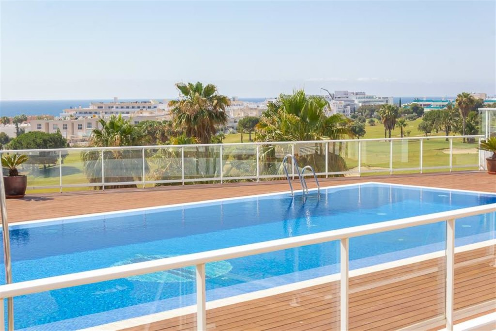 Beautiful 2 Bedroom Apartment with Golf & Sea Views in Mojacar, Almeria, Spain, €178,000