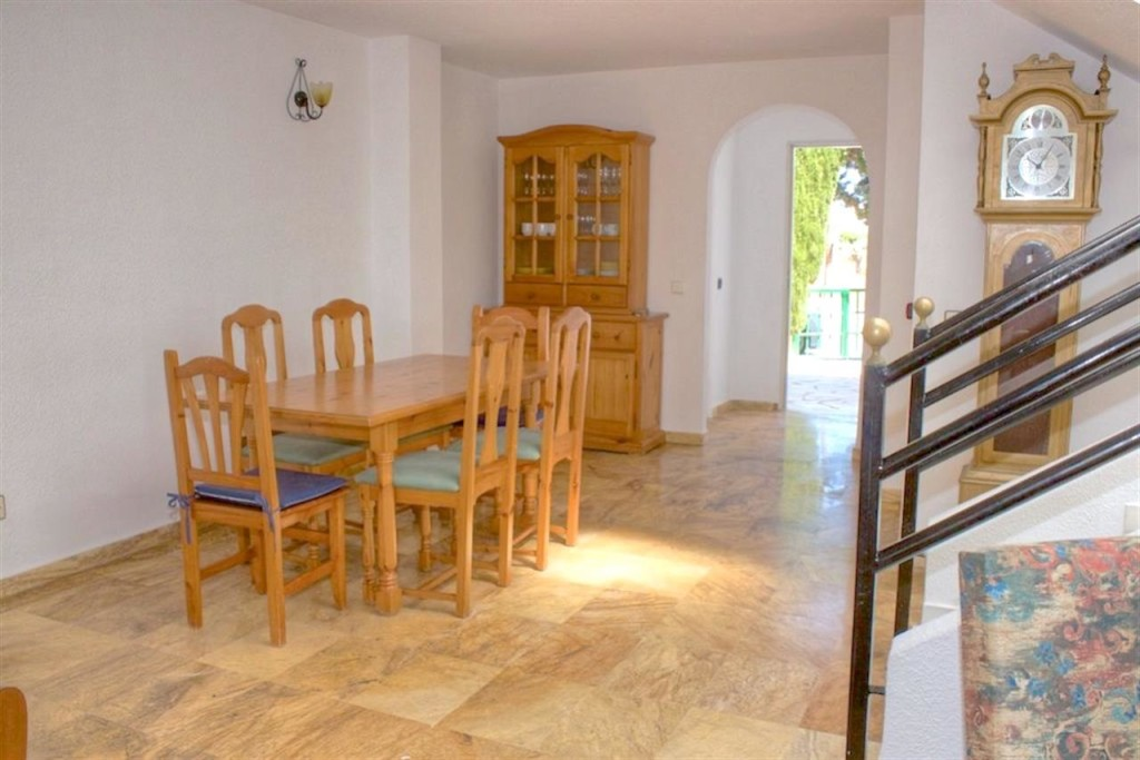 Renovated 3 Bedroom Townhouse in Mojacar Playa, Almeria, Spain, €255,000