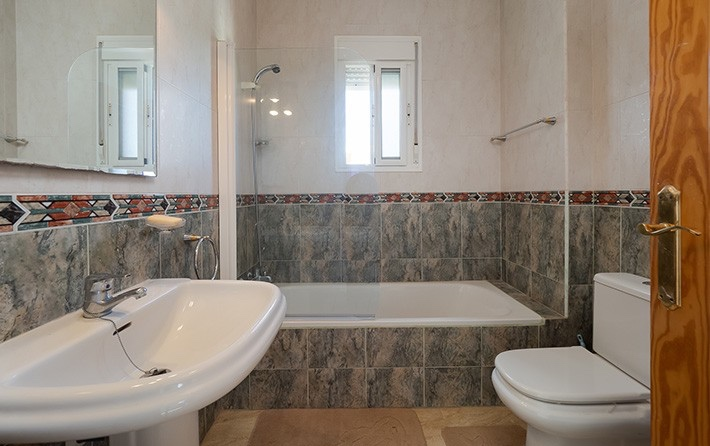 3 Bedroom Detached Villa with Private Pool in La Cabuzana, Vera, Almeria, €299.950