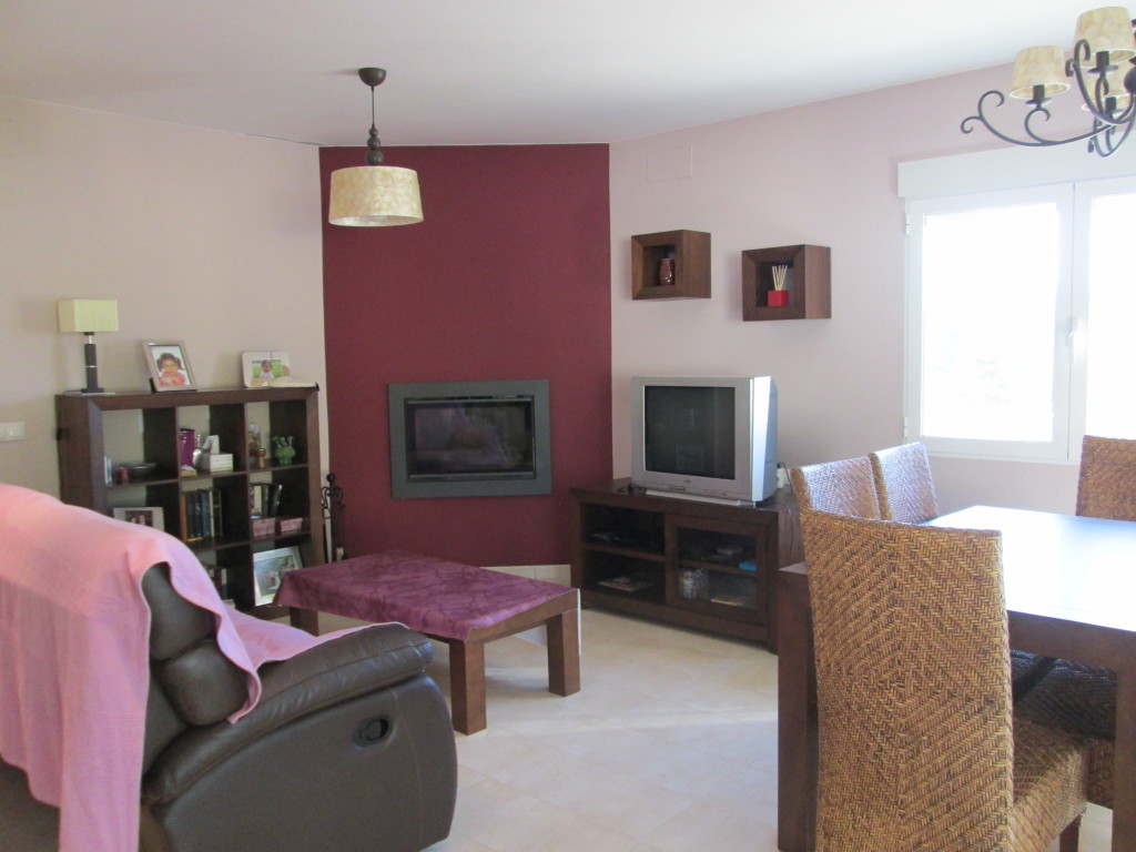 Detached 3 Bedroom Bungalow with Private Pool in Gorga, Alicante, Spain, €230,000