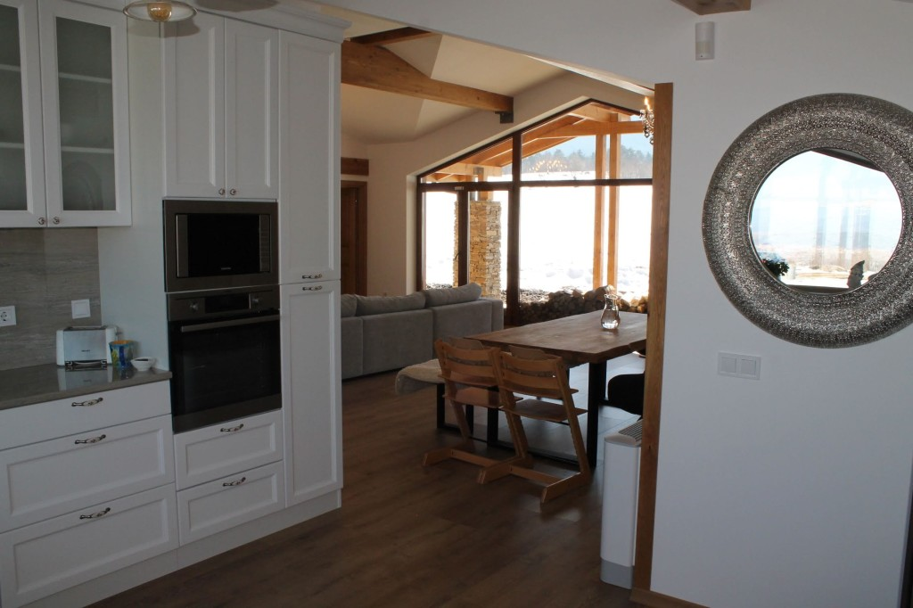 New 3 Bedroom Chalets in Golf and Ski Resort in Pirin, Bansko, Bulgaria, From €239,950