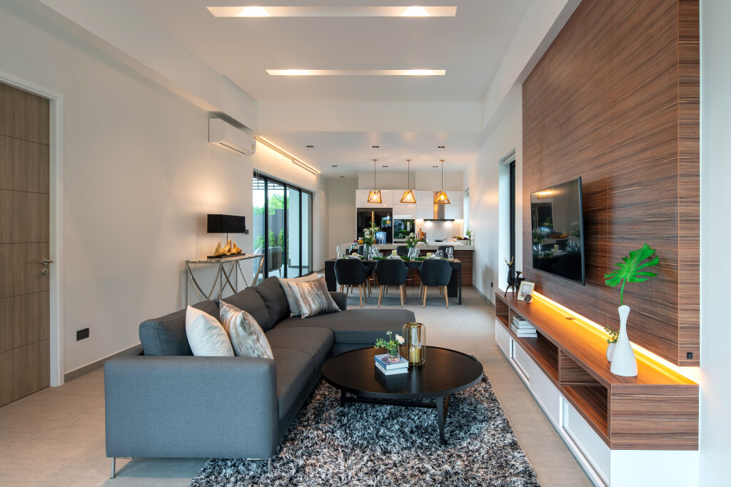 New 3 Bedroom Detached Villas with Private Pools in Hua Hin, Thailand, From 10,650,000 THB