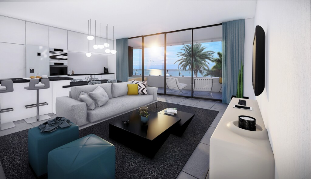New 2 & 3 Bedroom Apartments in Lo Pagan, Murcia, Spain, From €245,950