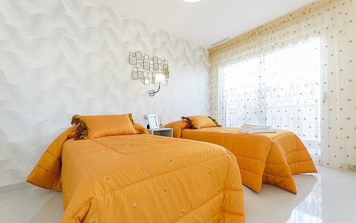 New 3 Bedroom Detached Villa with Private Pool in Vera Playa, Almeria, Spain, From €310,000