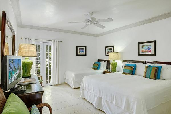 Beachfront Large 3 Bedroom Apartment in Glitter Bay, St. James, Barbados, $960,000