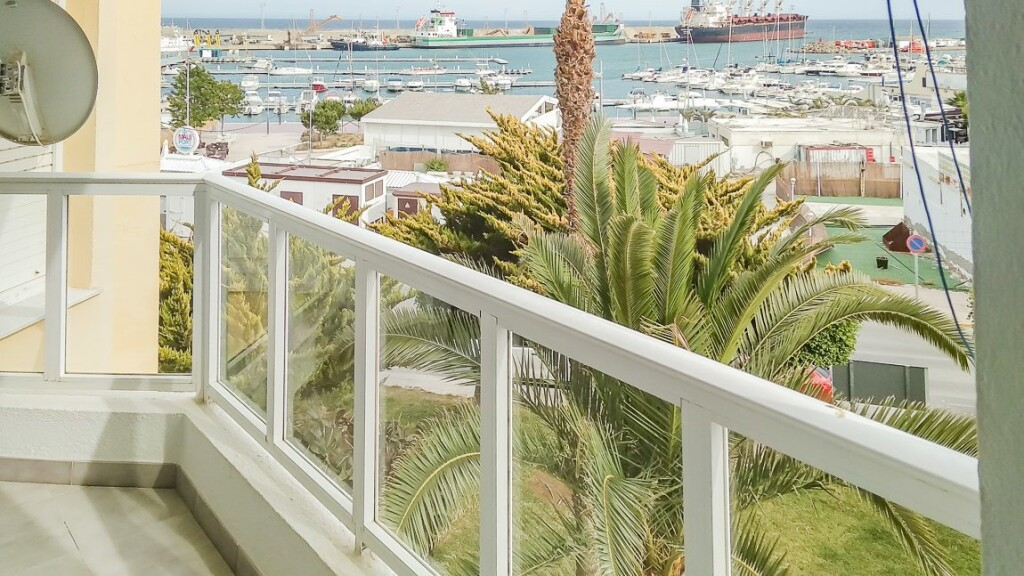 4 Bedroom Apartment with Marina and Sea Views in Garrucha, Almeria, Spain, €198,000