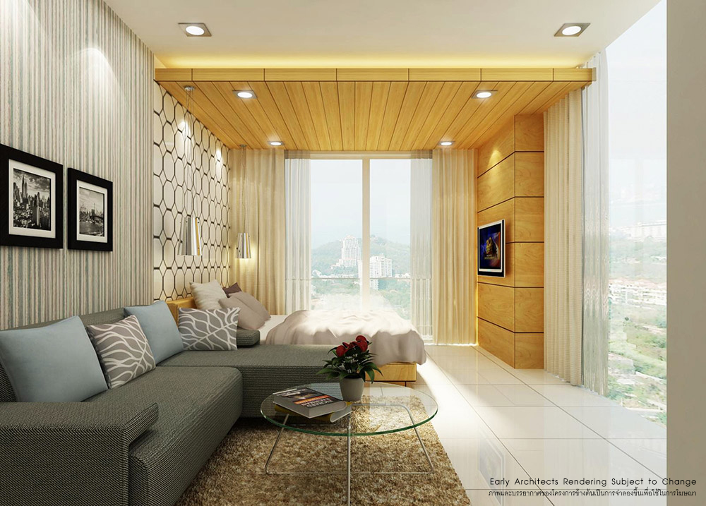 New 1 & 2 Bedroom Apartments in Bang Saray, Thailand, From THB 1,399,000